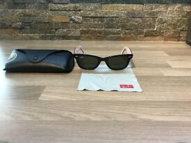 Ray Ban Wayfarer Rare Print Special Series Limited Edition RB2140