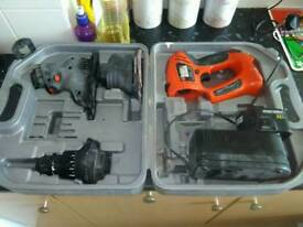 Black and decker 3in1