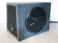 10 inch Subwoofer in box 300w