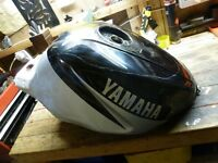 YAMAHA THUNDER CAT FUEL TANK