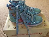 Startrite boots. Brand new with box. U.K. Size 9.