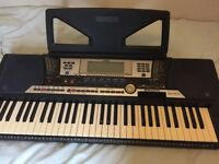 Yamaha (61 key) Keyboard PSR540 – Electric REDUCED BY 40%