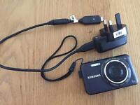Samsung ES73 Black Digital Camera