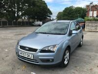 FORD FOCUS TITANIUM 1.6 💥 VERY LOW MILEAGE, EXCELLENT CONDITION 💥 FULL MOT WITH NO ADVISORY