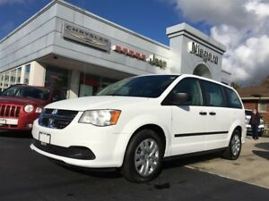 2015 Dodge Grand Caravan SE,3RD ROW STOWNGO,