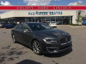 2017 Lincoln MKZ TOP OF THE LINE RESERVE AWD, SPORT PKG!