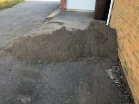 Topsoil free for collection