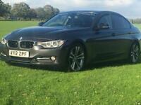 2012 BMW 320D F30 SPORT AUTO 192 BHP 5 DOOR