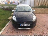 Fiat Punto 1.4 sporting black edition