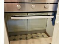 Indesit Integrated Single Electric Fan Oven & Grill New Oven & grill elements SOLD