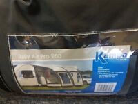 Kampa Rally Air Pro 260 Awning For Sale
