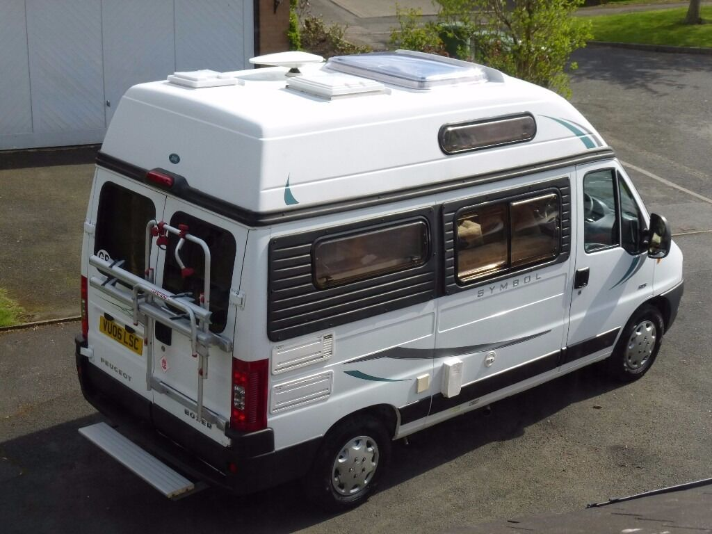 Campervans For Sale >> Autosleeper Symbol on Peugeot Boxer 2.2Hdi | in Redditch, Worcestershire | Gumtree