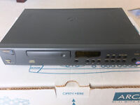 Arcam Alpha 7 SE CD player Boxed with remote