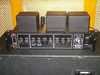 Groove Tubes GT STP-G Studio series valve recording preamp / 25 watt amplifier made in USA