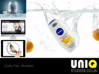 Creative Marketing/Branding Agency Web Design/Development 360 Spin Product Photography Video LONDON