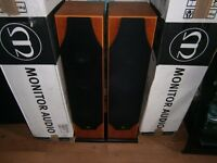 Monitor Audio Silver 8i - Fully Boxed - Cost £1250 new!