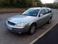 Ford Mondeo 2.0 TDCi Ghia, VERY HIGH SPEC, MOT July 2017, Runs & drives very well, Loads of extras