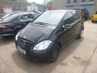 MERCEDES A-CLASS - KR09HBY - DIRECT FROM INS CO