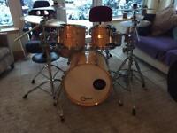 Pearl Masters Custom MMX drum kit