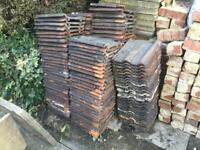 Reclaim roof tiles