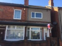 Alfreton - Two bedroom property, with surprise attic room and plenty of space, lovely house