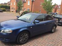 Audi A4 SE TDI 4 door saloon 2006