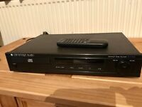 Cambridge Audio compact disc D100 v2.0