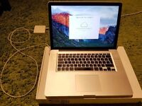 MacBook Pro 15'' Late2011 *** i7 2.5GHz ***