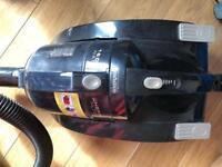 ProAction 1600 watt bagless vacuum cleaner HEPA