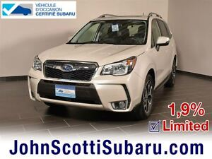2014 Subaru Forester 2.0 XT Limited 1.9%