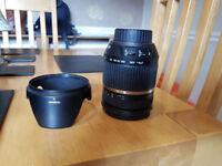 Tamron 18-270mm f/3.5-6.3 AF LD Di-II VC IF Lens B003 Faulty VC Nikon fit