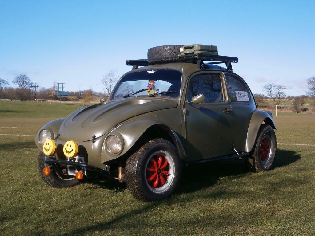 1973 Vw Beetle Lhd Baja Bug Tax Exempt Amp 12 Months Mot