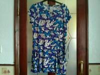 Size 14 dress top
