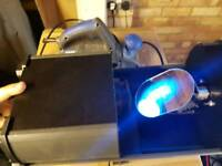 Adj x scan led disco light scanner