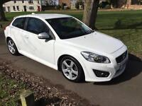 2010 79k miles VOLVO C30 1.6d R-Design just serviced and mot! (Cambelt changed) BARGAIN