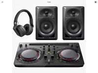 Pioneer Wego 4 DJ complete starter kit brand new boxed