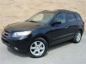 2007 Hyundai Santa Fe All Wheel Drive. 7 Passenger! Leather!