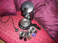 Philips Senseo Coffee machine hD 7814/7816 . perfect conditions. Black. 6 pod holders. British plug.