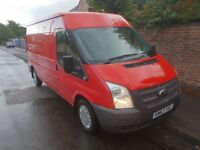 Very clean 2013 Ford transit With massive service history. Has extra rear heating