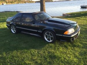 1988 Ford Mustang GT COMPLETE RESTORED
