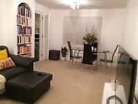Beautiful room in modern flat with garden