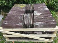 Welsh reclaimed slates
