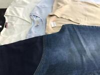 Maternity clothes bundle 14-16 next & George