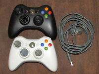 Xbox 360 (120GB HDD), 2 controllers, Wi-Fi adapter, all cables, 6 games and a Kinect