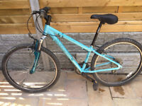 Girls/ladies bike, 26'' wheel, good condition £40.00