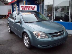 2009 Chevrolet Cobalt LT climatisé bas kilometrage