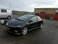 2007 honda civic type s 2.2 cdti GT 3 door