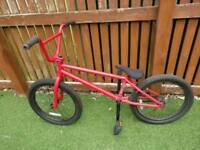 Eastern bikes BMX red satin finish