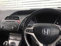Honda Civic 2.2 Diesel 5 door black