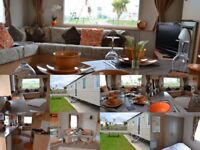 TRECCO BAY PORTHCAWL CARAVAN HIRE LATE DEAL !!!! this weekend 27th till 30th £295 three bedroom